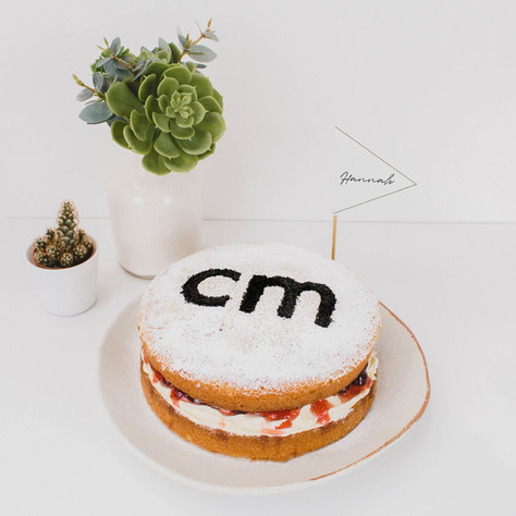 CM Does Something Different | Baking Cakes
