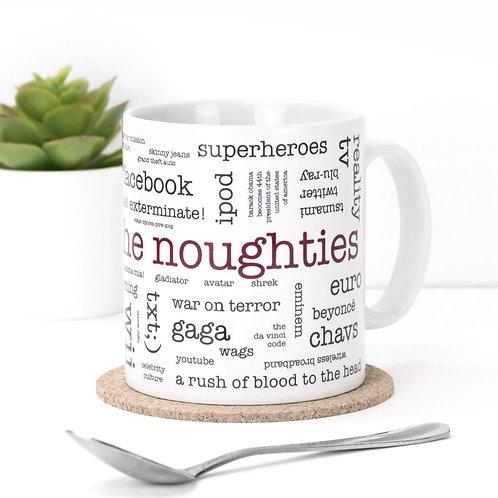 Born in the Noughties Mug x 3