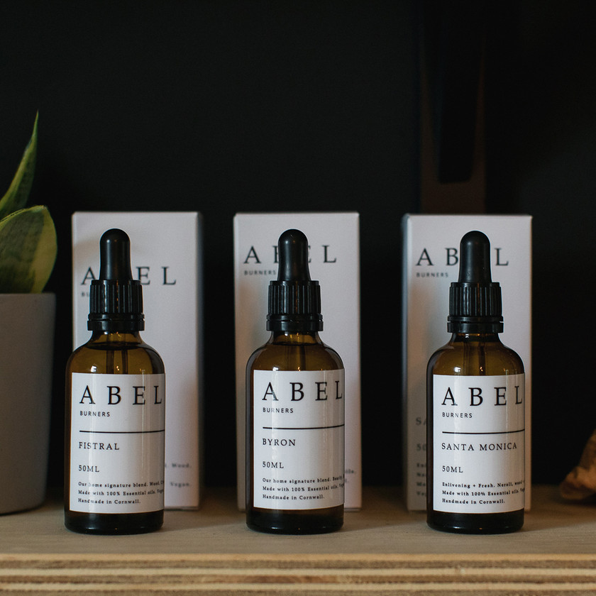 Abel Aromatherapy Oil Scents