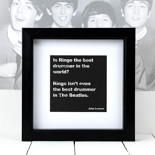 The Beatles Square Print x 10 (Mega Discount Bundle £1.75 EACH)