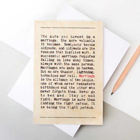 What To Write In Your Wedding Card... Wishes for the Happy Couple