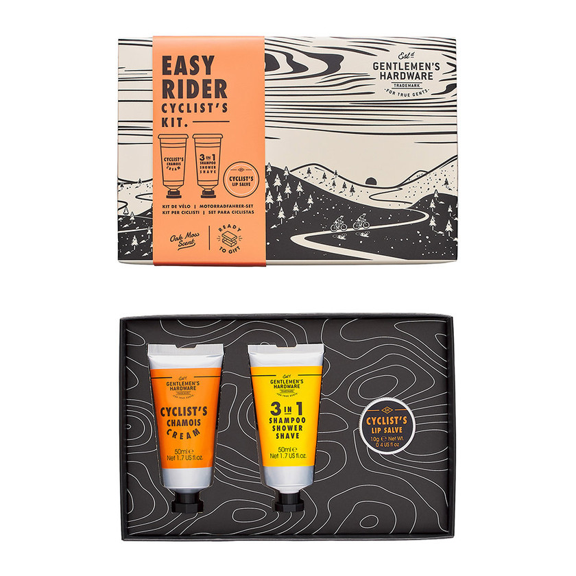 Easy Rider Cyclists Gift set