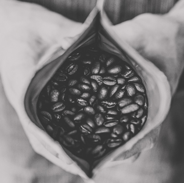 Bag of Coffee Beans