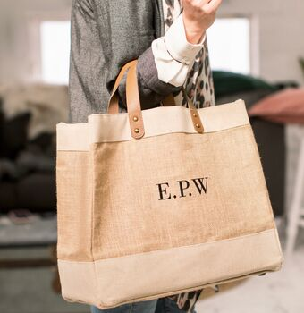 Forest and Co Shopping Bag