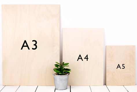 The Home Decor Enthusiast's Guide to Paper Print Sizes