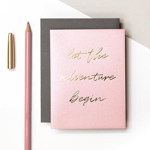 Precious Metals | Adventure Petite Pink Card x 6