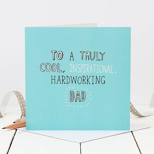 Dad Doodle Card x 6