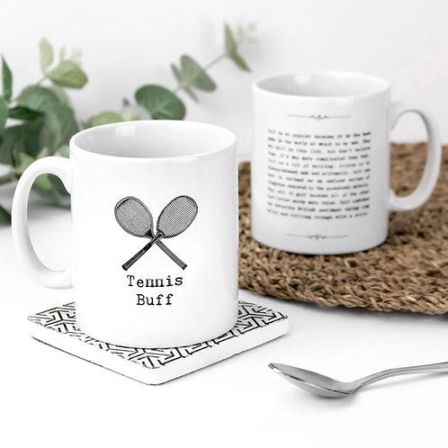 Tennis Mug Gift for Tennis Lovers