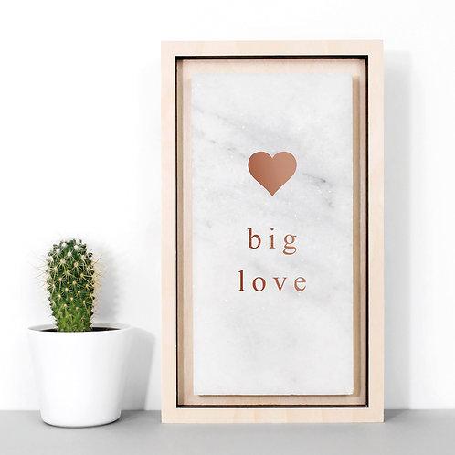 Big Love Simply Stylish Marble Print x 3