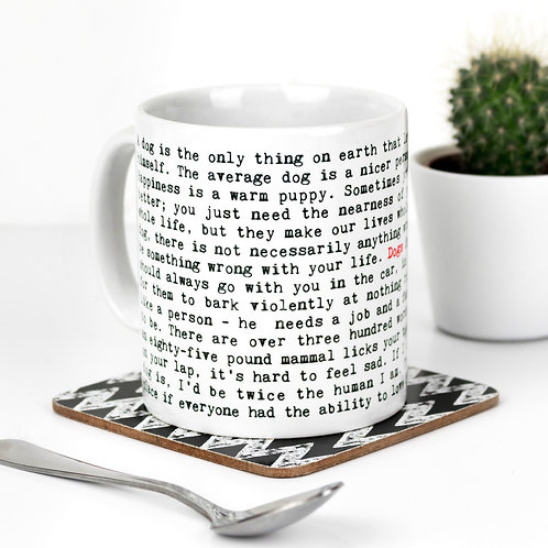 ANIMALS Quotes Mugs (10 Designs)