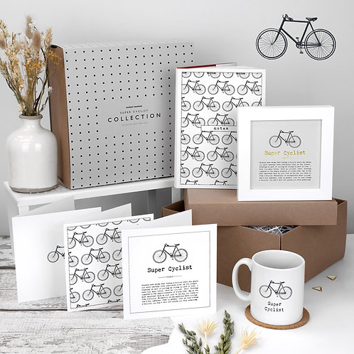 Cyclist Luxury Cycling Themed Gift Box