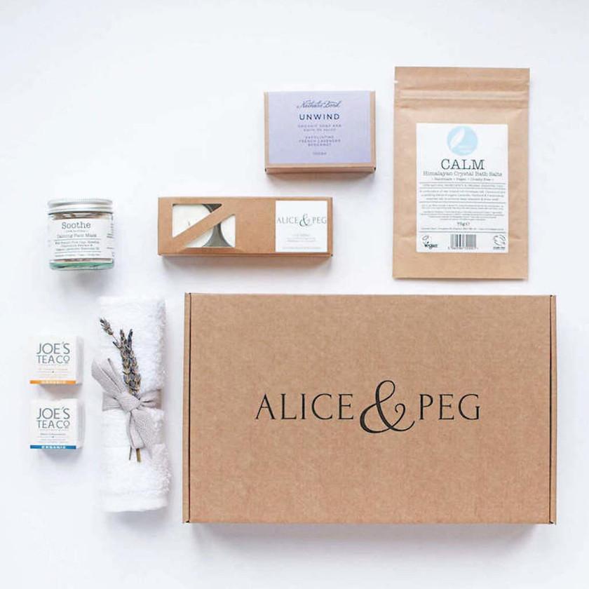 Alice and Peg Wellness Gift