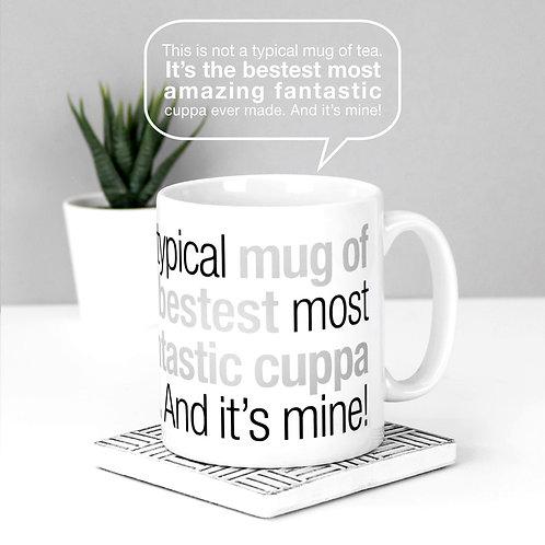 Fantastic Cuppa Tea | Not a Typical Mug x 3
