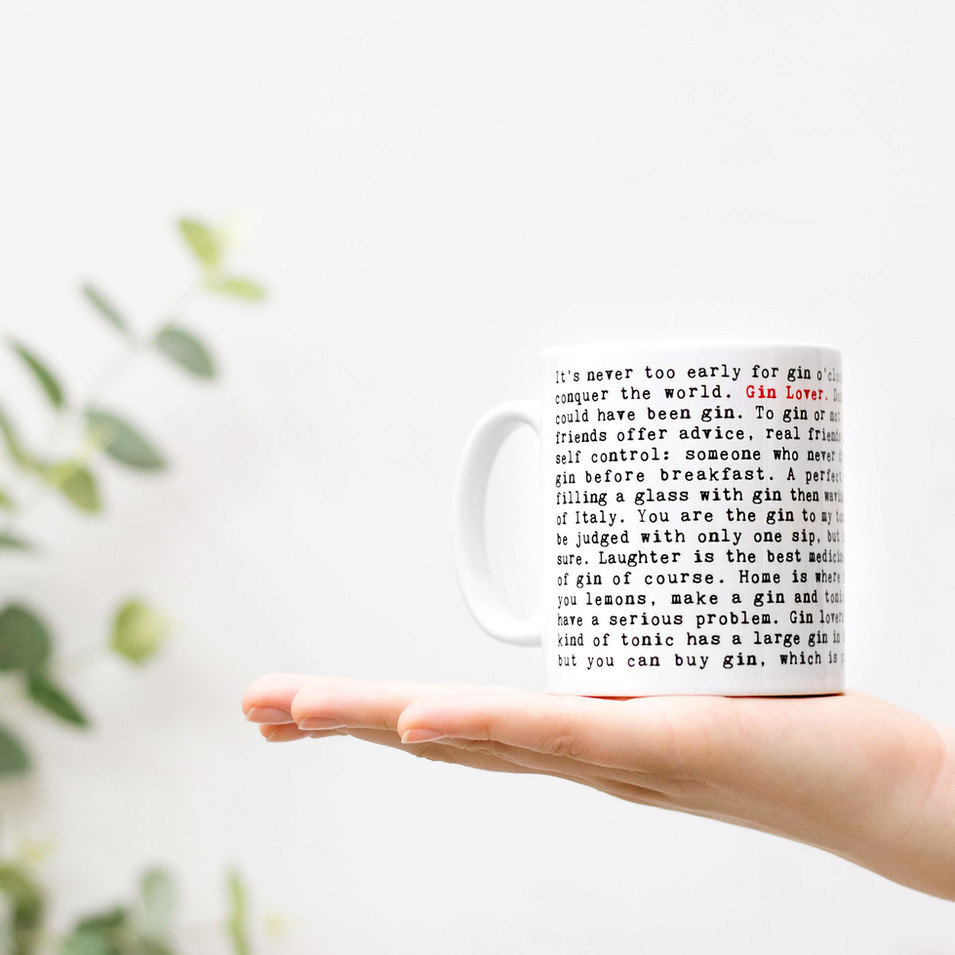 Wise Words Mugs Over 100 Designs