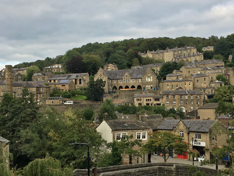 UK 2021 Staycation Ideas   A Long Weekend Break in Hebden Bridge, Yorkshire   CM Loves: Travel