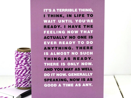8 Inspirational Quotes To Get You Charged Up For The Week Ahead
