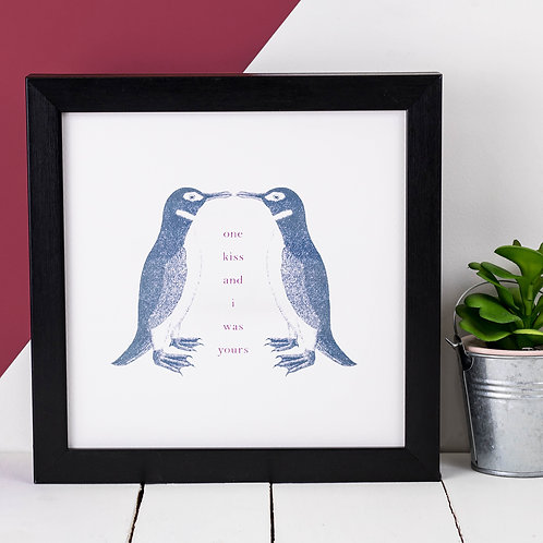 Penguin Vintage Animals Print x 3