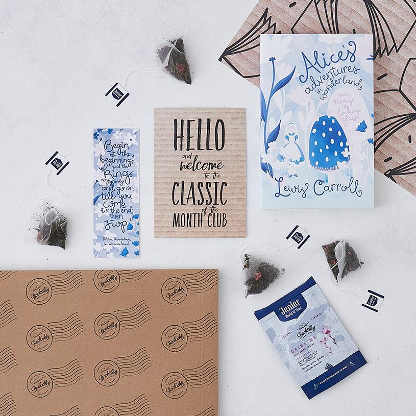 Bookishly Classic Book Club Subscription Box
