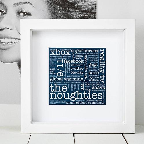 Noughties Square Print x 10 (Mega Discount Bundle £1.75 EACH)