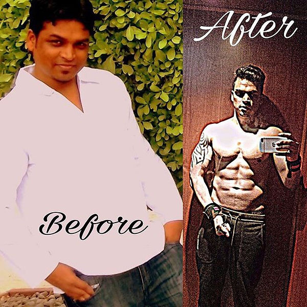 kiran sagar transformation fitness coac