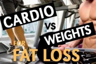 What is the best for the weight loss? Cardio or weight lifting
