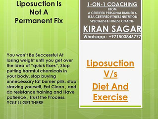 Liposuction Versus Diet And Exercise- Liposuction Is Not A Permanent Fix