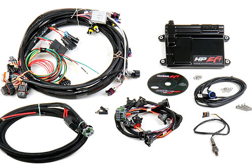 550-602N HP ECU and Harness Kit For GM LS1, NTK