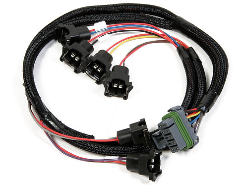 558-203 Universal 6 Cylinder Injector Harness