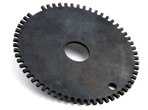 "556-106 5"" crank trigger wheel - Blank"