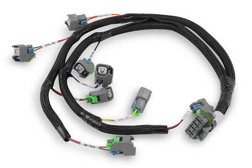 558-212 Ford V8 Injector Harness USCAR style