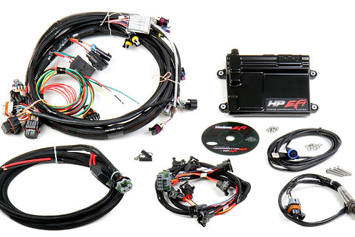 550-602 Holley HP ECU and Harness for LS1 and LS6