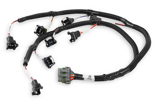 558-213 Ford V8 Injector Harness Bosch style