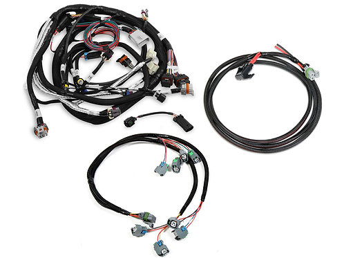 558-501 EFI HARNESS KIT for GM LS2/LS3/LS7