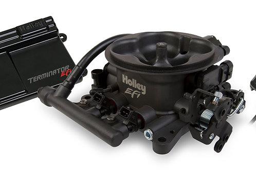 550-406 Terminator EFI 4bbl Throttle Body Fuel Inj