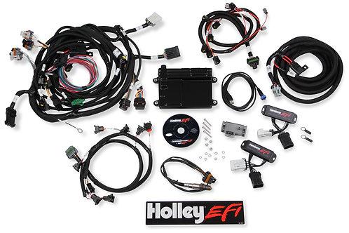 550-617 HP EFI ECU & Harness (99-04 Ford) 4 Valve