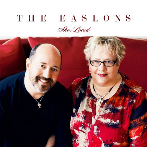 The Easlons - She Loved CD