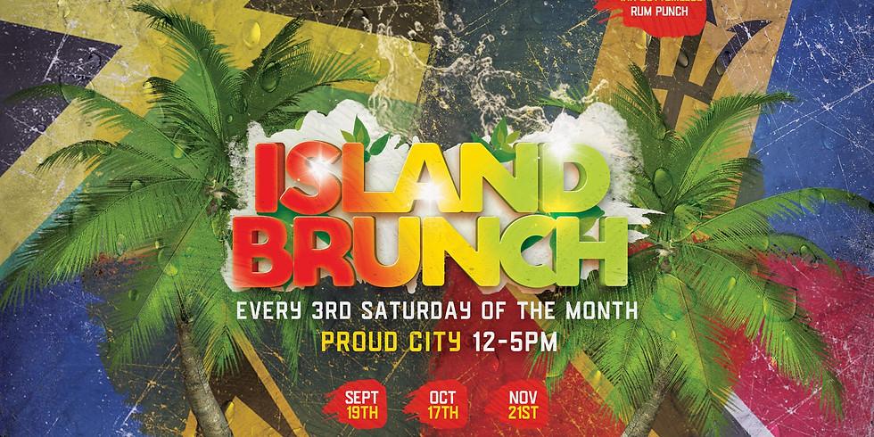 Island Brunch November 21st