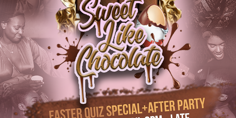 Flavas CNB EASTER QUIZ SPECIAL + AFTER PARTY