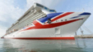 tone of voice and direct mail for P&O cruises
