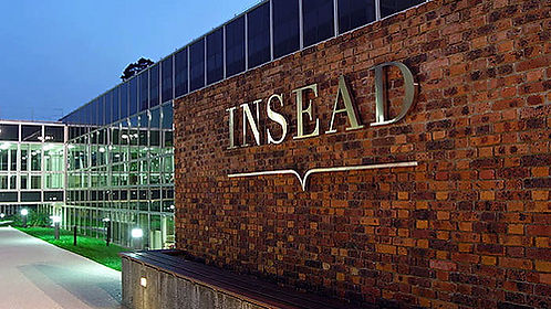 In-house writing training for INSEAD