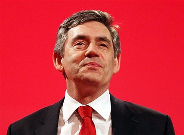 sales copywriting for Gordon Brown