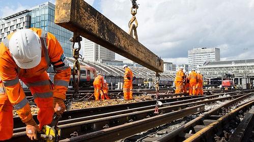 culture change campaign Network Rail