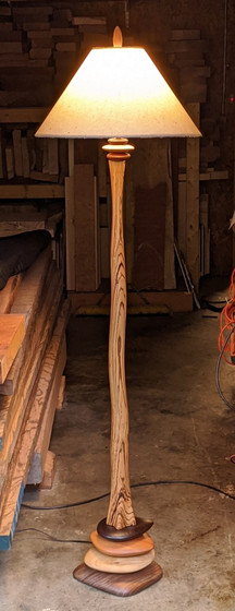 zebrawood stem