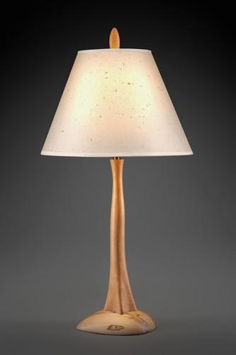 Tree^2 Lamp with cherry stem