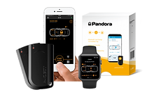 Pandora Car alarms mini Bt, MINI BT