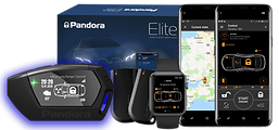 Pandora elite v2, pandora car alarms, pandora elite whats in the box