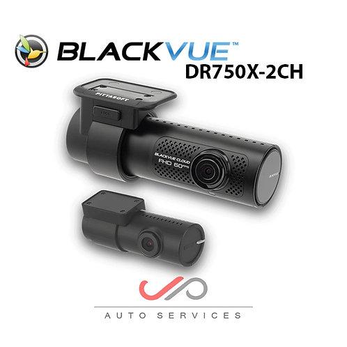 Blackvue DR750X 2CH Dash Cam