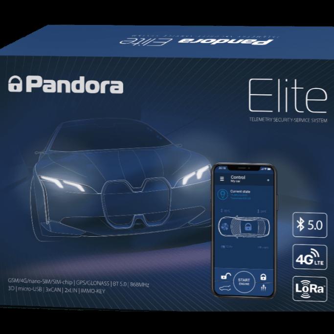Pandora ELITE V2   JP Auto Services