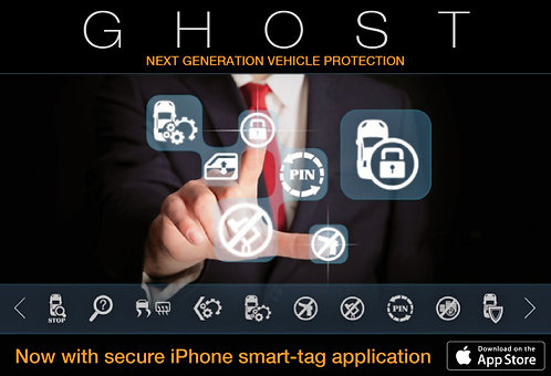 Autowatch Ghost immobiliser V2