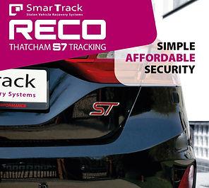 fiesta st tracker smartrack